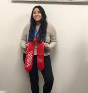 Jacqueline Gonzalez, Class of 2020