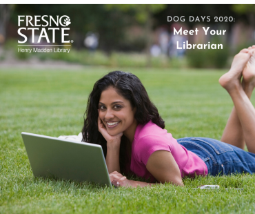 Meet Your Librarian - Dog Days 2020