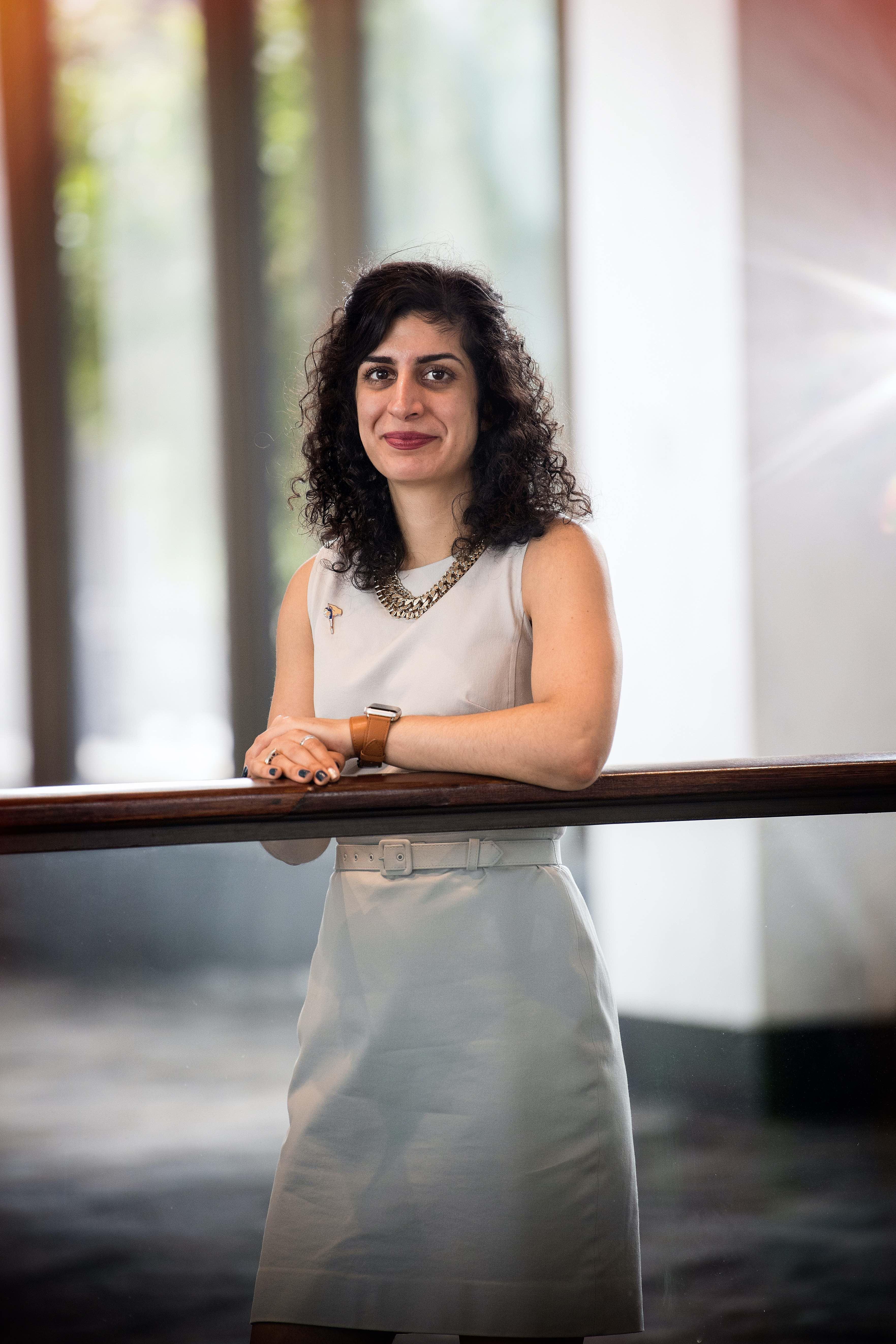 Maryam Zaringhalam, PhD