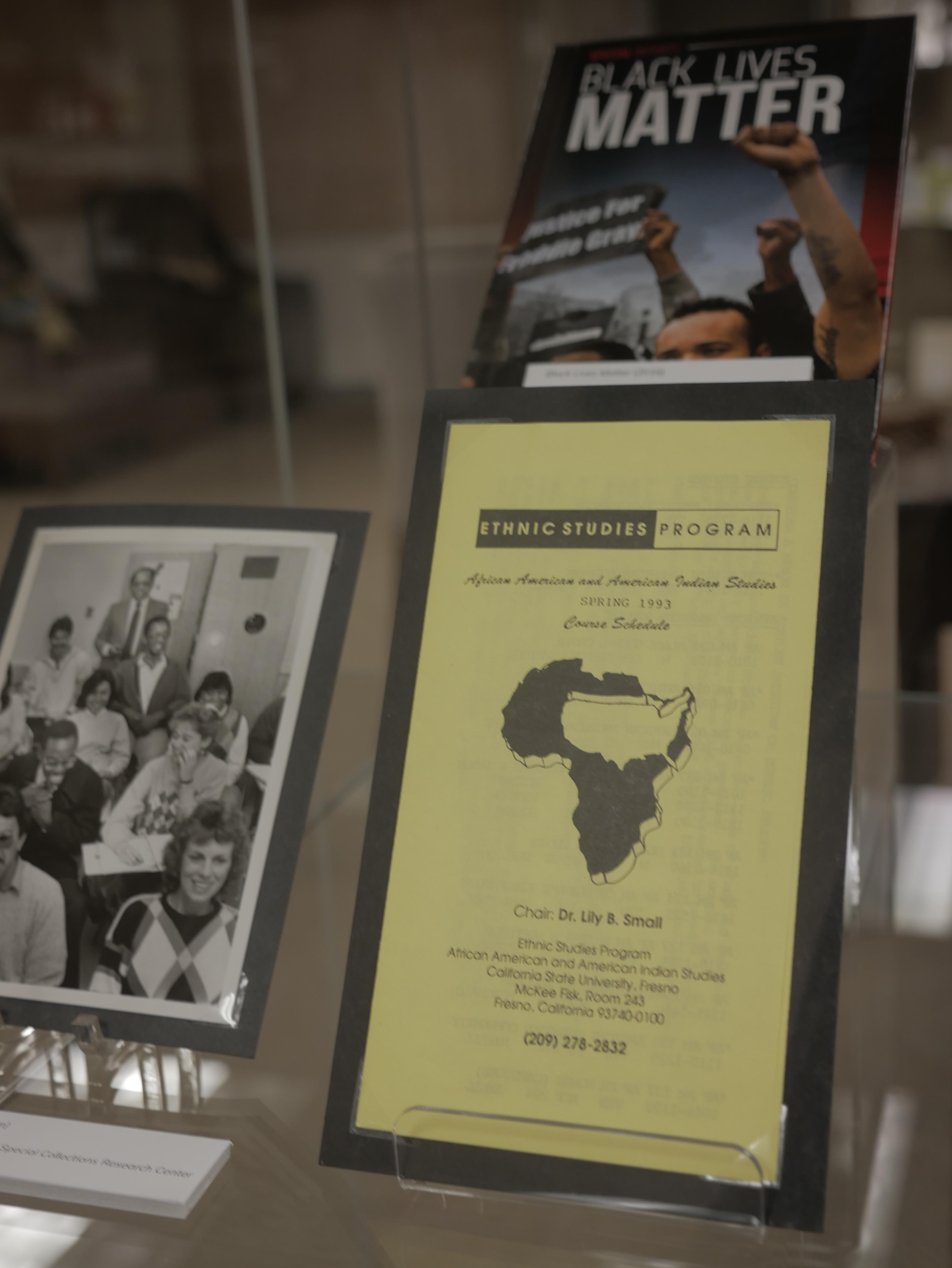 Ethnic Studies Program description from the 1970s